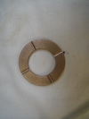 J Type UDC Thrust Washer Bronze