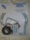 A Type Gasket & Seal Kit (All O Rings, Gaskets & Rear seal)