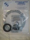 LH Complete Gasket & Seal Kit (All O rings & Gaskets & Rear Seal)